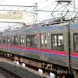 京成電鉄 3500形4連_3501F② 3502 M1' リニューアル車