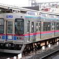 京成電鉄 3500形4連_3501F④ 3504 M2 リニューアル車