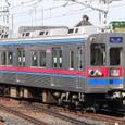 京成電鉄 3600形8連_3641F① 3641 Tc1