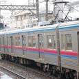 京成電鉄 3600形VVVF改造車 3661F④ 3608 T1 パンタグラフが付いています!?