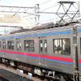 京成電鉄 3700形8連_3701F⑤ 3705 M1'