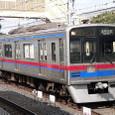 京成電鉄 3700形8連_3861F① 3861 M2c