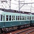 京阪電気鉄道 600形 619F② 620 Mc2 京津線 石山坂本線用 もと260形268