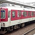 近畿日本鉄道 1200系4連 1211F④ ク2590形(2410系) 2592 名古屋線系統用