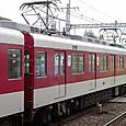 近畿日本鉄道 1400系4連 1502F③ モ1400形(奇) 1401 界磁チョッパ制御車 大阪線系統用