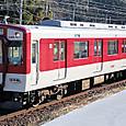 近畿日本鉄道 1437系 45F② ク1537形 1545 三菱製VVVF制御車編成 大阪線用