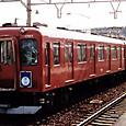 近畿日本鉄道 名古屋線 1600系 1607F② ク1700形 ク1707