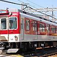 近畿日本鉄道 2000系3連 07F③ モ2000形 2014 名古屋線系統用 ワンマン改造未施工編成