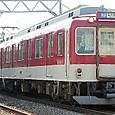 近畿日本鉄道 2000系3連 07F① ク2100形 2107 名古屋線系統用 ワンマン改造未施工編成