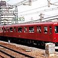 近畿日本鉄道 2410系 2416F② ク2510形 2516 旧塗装(行き先表示板付き)