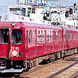 近畿日本鉄道 2430系 冷房改造車 2446F③ ク2530形 2546 旧塗装(行き先表示板付き)
