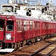 近畿日本鉄道 2410系 増結用Tc  ク2590形 2591 旧塗装(行き先表示板付き)