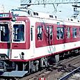 近畿日本鉄道 2410系 増結用Tc  ク2590形 2593 新塗装(行き先表示器付き)