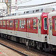 近畿日本鉄道 2430系2連 2432F② ク2530形 2538 大阪線系統用