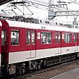 近畿日本鉄道 2430系3連 2435F② モ2450形 2455 大阪線系統用