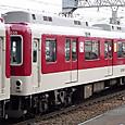 近畿日本鉄道 2430系3連 2435F③ ク2530形 2535 大阪線系統用