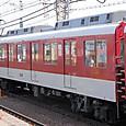 近畿日本鉄道 2430系4連 2437F② サ2550形 2551 大阪線系統用