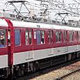 近畿日本鉄道 2800系4連 2808F③ モ2850形 2858 大阪線系統用