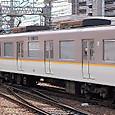 近畿日本鉄道 3220系6連 3121F④ モ3620形 3621 京都市営地下鉄乗り入れ用 シリーズ21