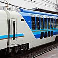 近畿日本鉄道 50000系 01F③ サ50400形 50401 観光特急「しまかぜ」 カフェ車両