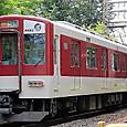 近畿日本鉄道 6620系 VVVFインバータ制御車 6623F④ モ6620形 6623 南大阪線用
