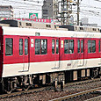 近畿日本鉄道 8000系 47F③ 8569 抵抗制御車編成 奈良線用 アルミカー