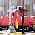 近畿日本鉄道 構内入れ換え車 塩浜工場用 もとデ1形 デ2