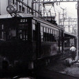 近畿日本鉄道 北勢線 1977年 西桑名駅 モニ220形 221