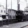 近畿日本鉄道 北勢線 1977年 西桑名駅 モニ220形 225