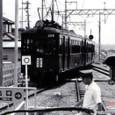 近畿日本鉄道 北勢線 1977年 *北大社駅 モニ220形 226 その2