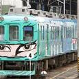 近畿日本鉄道 伊賀線 860系861F② ク760形 761 忍者列車