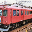 近畿日本鉄道 伊賀線 860系864F② *ク760形 764 旧塗装