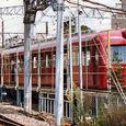 近畿日本鉄道 伊賀線 880系881F① モ880形 881 旧塗装