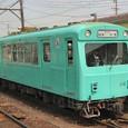 近畿日本鉄道 内部線 265F③ ク110形 114