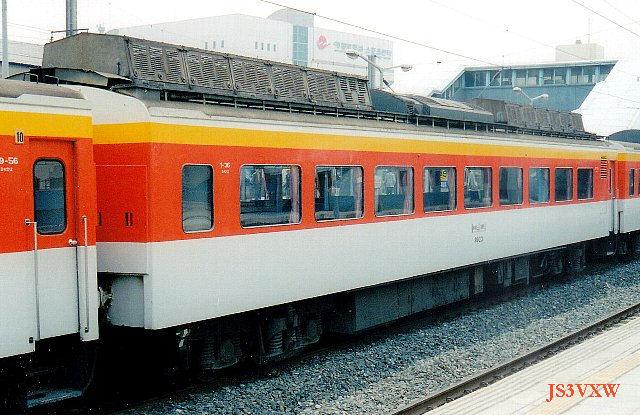 X_HL 韓国鉄道庁 「ムグンファ号...
