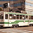 熊本市交通局(熊本市電) 1090形 1096 新塗装