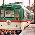熊本市交通局(熊本市電) 5000形連接車 5015