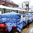 熊本市交通局(熊本市電) 花電車用 50形 車番不明