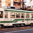 熊本市交通局(熊本市電) 8500形* 8501 オリジナル塗装