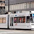 熊本市交通局(熊本市電) 9700形 9703B  撮影2013年