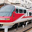 名古屋鉄道 1000系 116F① ク1100形 1116 特別車(方転車)