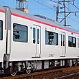 名古屋鉄道 1700系+2300系 1702F⑤ モ2350形 T2' 2382 中部国際空港アクセス特急