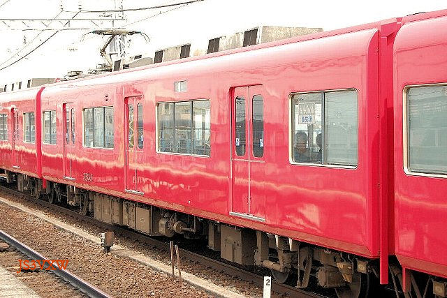 P2 名古屋鉄道 3500系(3700系,31...