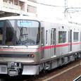 名古屋鉄道 3300系 VVVF制御車 3305F④ モ3400形 3405