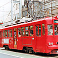 名古屋鉄道 美濃町線用 モ590形冷房改造車  591