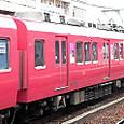 名古屋鉄道 6000系 6018F② モ6300形 M 6318 SR車 4連 typeⅡ 5次車