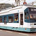 名古屋鉄道 美濃町線用 モ800形部分低床車 801 複電圧車