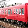 名古屋鉄道 6500系 6401F③ モ6550形 M1 6551 SR車 4連 セミクロスシート車