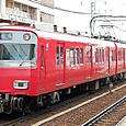 名古屋鉄道 6500系 6401F④ ク6500形 Tc2 6501 SR車 4連 セミクロスシート車