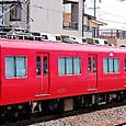 名古屋鉄道 6500系 6420F③ モ6550形 M1 6570 SR車 4連 セミクロスシート車